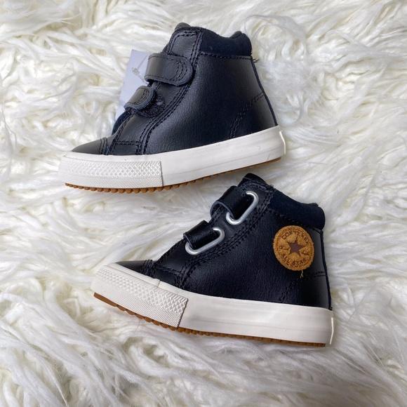 NIB Converse Chuck Taylor All Star Leather Sneaker NWT